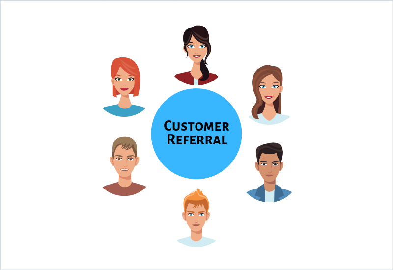 different ways local businesses can get more customer referrals